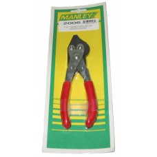 Manley 2006 - 6.5 Inch Pliers Rust Resistant Teflon Coating with Grips