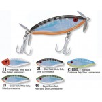 MirrOlure MirrO Prop Floating Twitchbait - 10MR