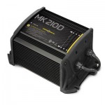 Minn Kota Battery Charger 2 Bank 2 Amp - MK 210D
