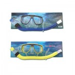 Saekodive Adult Double Pane Mask & Snorkel - 4045