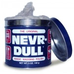 NEVR-DULL - Magic Wadding Polish