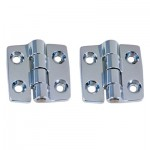 Perko Cabinet Butt Hinges - 0941DP0CHR