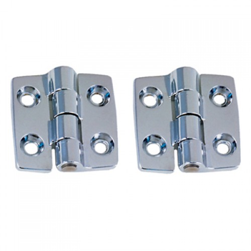 Perko Cabinet Butt Hinges   0941DP0CHR