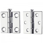 Perko Cabinet Hinges - Removeable Pin