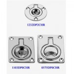 Perko Flush Ring Pulls