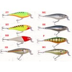 Rapala Super Shad Floating SSR-14