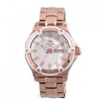 Reactor Ladies Spectrum Watch - White / Rose - 61626