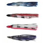 Red Eye Bullet Head Trolling Lures - 7 1/2 Inch