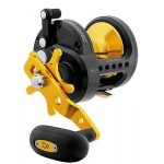 Daiwa Saltist Black & Gold Star Drag Reel - STTBG35H