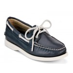 Sperry A/O Boat Shoe - Navy - 0191312