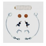 Tigress Economy Outrigger Rigging Kit - 88600