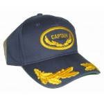 Triangle Sports Captain's Hat