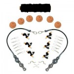 Tigress Triple Rigging Kit - 88606