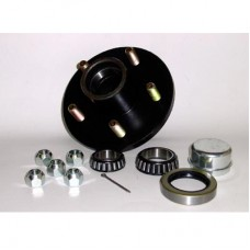Waterland Trailer Hub Kit Non Galvanized - 5 Lug - 95-HK4