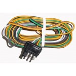 Waterland 4 Way Wiring Harness - 20 Foot - 49-L704