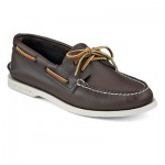 Womens Sperry A/O Brown - 9195017