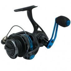 Quantum PTS Smoke Spinning Reel - SL50PTS,,BX2