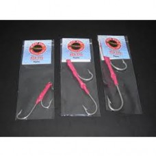 Red Eye Rigging Hook Set 8/0 Double