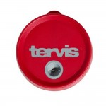 Tervis Tumbler Straw Lid - Red - 16 oz - 1137103