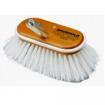 Shurhold Brush Head - 6 Inch - Stiff - White - 950