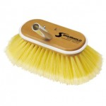 Shurhold Brush Head - 6 Inch - Medium - Yellow - 955