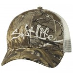 Salt Life Realtree Camouflage Hat - SLM290 - Realtree Xtra