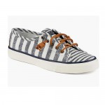 Womens Seacoast Multi Stripe Sneaker - STS95227