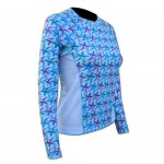 Tormenter Ladies SPF Performance Shirt - Starfish - SPFLP-SF