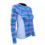 Tormenter Ladies SPF Performance Shirt - Turtle - SPFLP-TUR