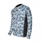 Tormenter SPF Performance Shirt - Marlin Camo Gray - SPFMC-G