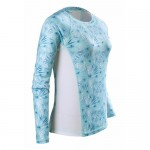 Tormenter Ladies SPF Performance Shirt - Palm Blossom - SPFLP-PB