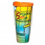 Tervis Tumbler Guy Harvey Margaritaville Adirondack Chair 24 oz with Lid - 1090024