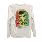 Tuppen's Brand Kids Performance Tee Shirt - Long Sleeve - Rastafari