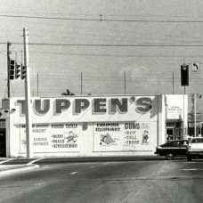 Old Tuppen's