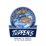 Tuppen's Performance Shirts - Wahoo - White